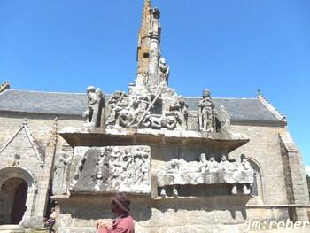 Notre retour en Bretagne après bien des années en bus  (8)