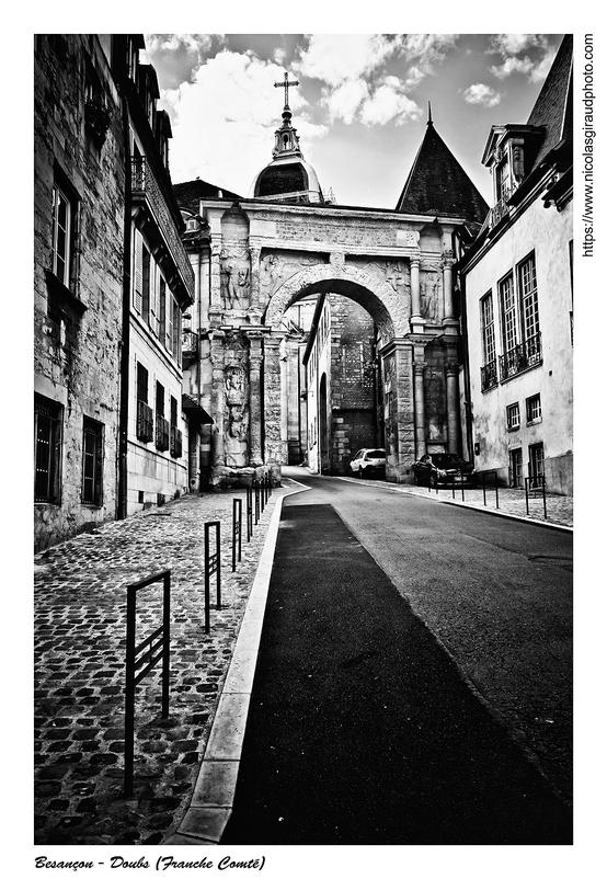 Besançon, la cité aux mille visages (Grand Est)
