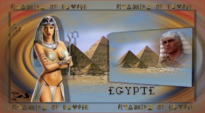 Vos versions - Egypt