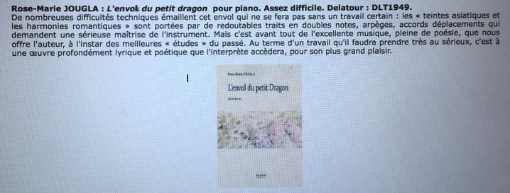 5. L'envol du petit Dragon