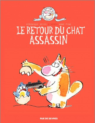 BD - Le retour du chat assassin