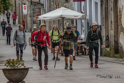 23 mai 2017 : 12e jour de marche - Sarria-Portomarin