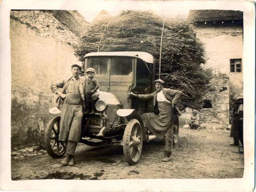 Camion à Bovinel