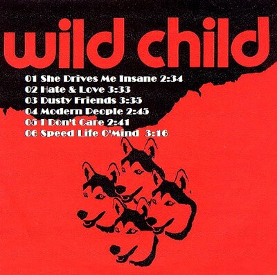 Frenchy But Chic # 122 : Wild Child - Speedlife o'mind (1983)