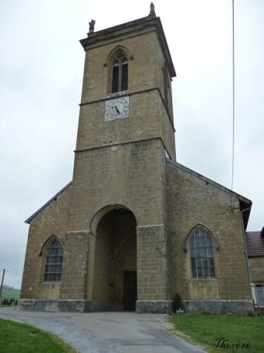 Mièges - l'Eglise St-Germain (34)