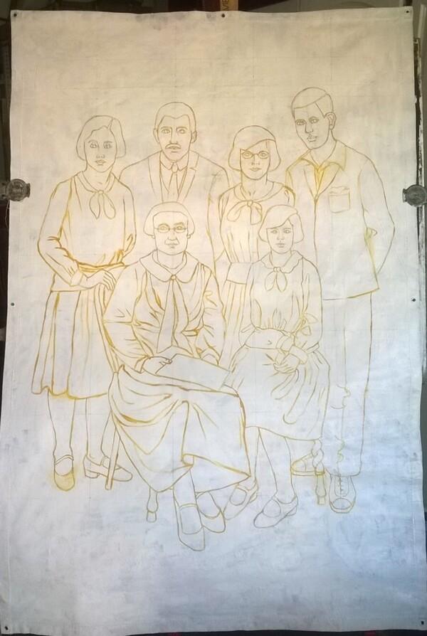 Mercredi - Une famille des années trente (1)