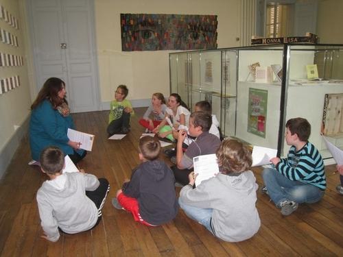 Secrets peupliers : musée et interventions de Rachel Duby
