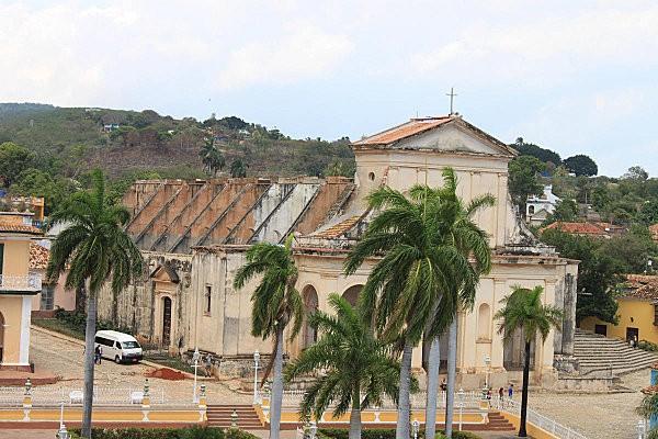 vue de Trinidad depuis le Palais Cantero (1)