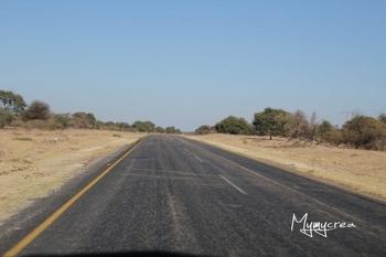 route kalahari