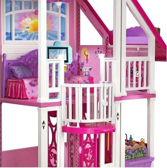 Ma maison de rêve Barbie 4