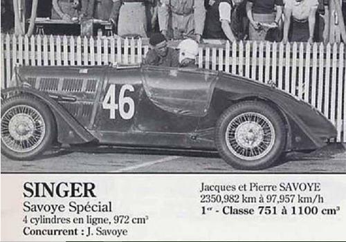 Jacques Adrien Savoye