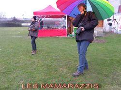 Les MAMARAZZIS