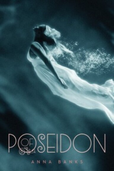 Couverture de The Syrena Legacy, Tome 1 : Of Poseidon