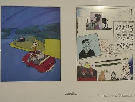 Le musée de la Bande dessinée 2