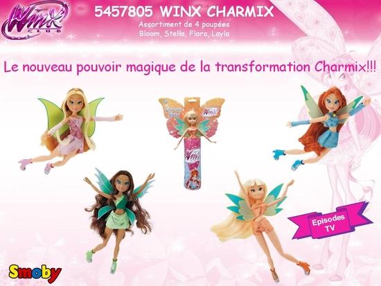 winx charmix