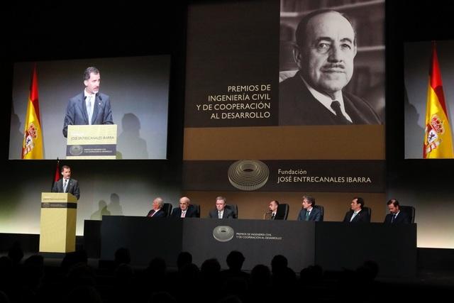 Premios de Ingeniería Civil y de Cooperación al Desarrollo de la Fundación