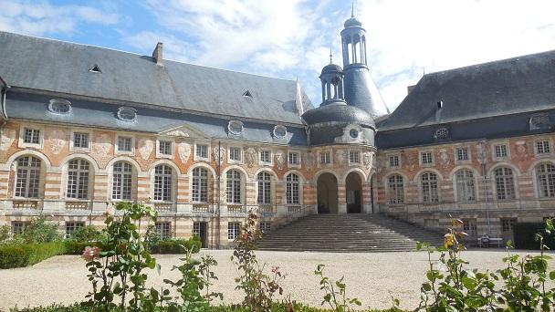 Le Châteaux de Saint-Fargeau