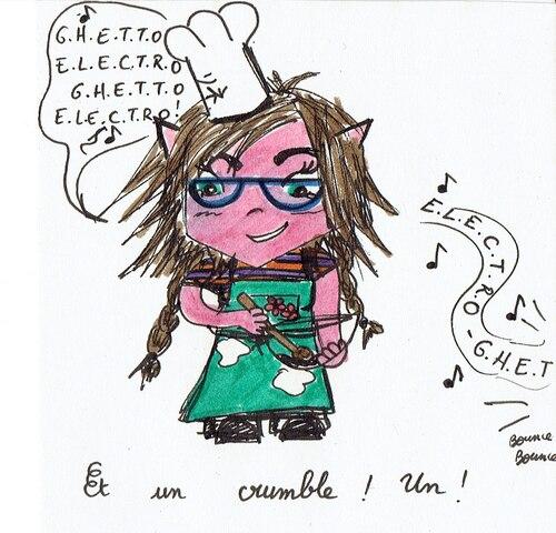 Crumble : gâteau simple, rapide, économique et surtout inratable !