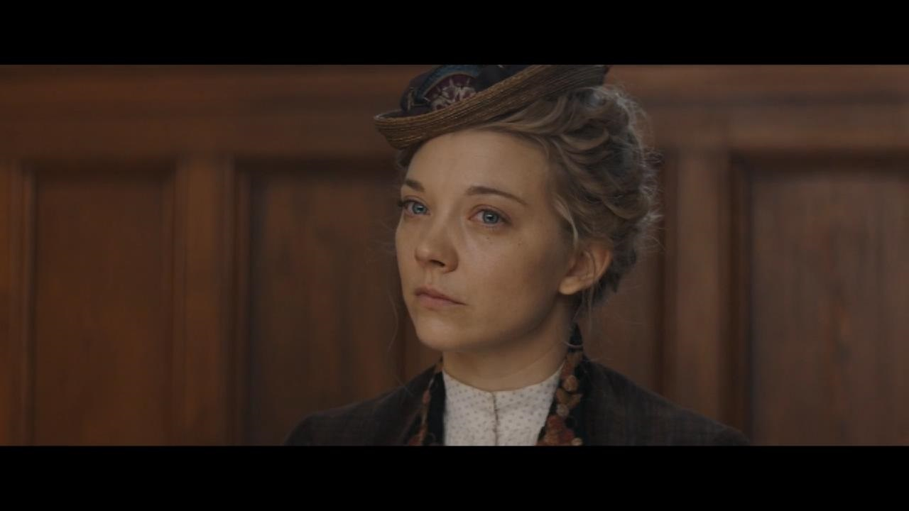 Natalie Dormer in The Professor and the Madman (2019)