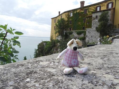 la suite de nos aventures italiennes....