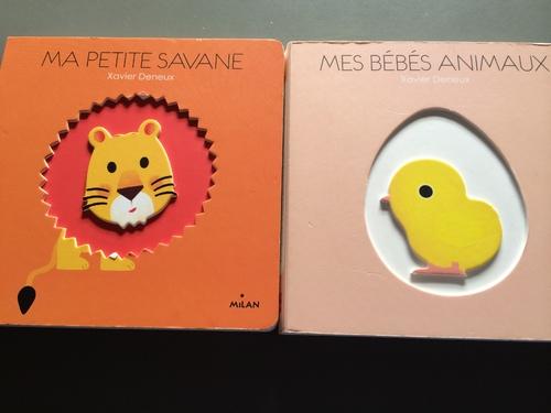 """Un thème, des livres: des livres """"sensoriels"""" pour bébés"""