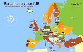 quels sont les états membres de l'union européenne
