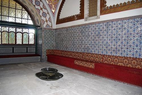 Le Palais Topkapi - le conseil Impérial