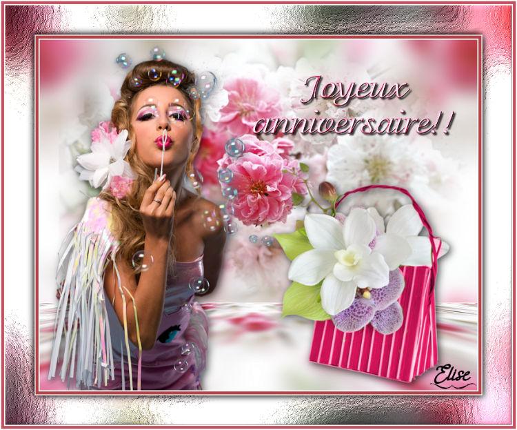 Bon anniversaire Canelle