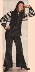 1970 : Sheila mannequin