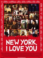 New York I Love you affiche