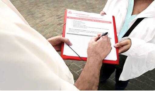 Pour la retraite à 60 ans, par répartition, le PRCF lance une pétition. #retraites #réformedesretraites (IC.fr-