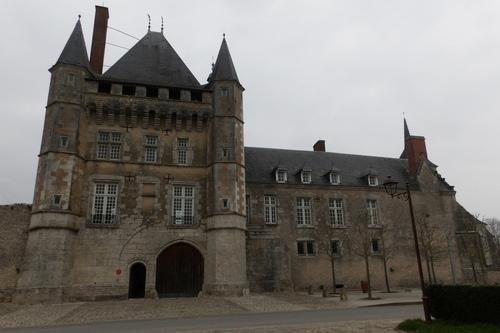 Le château de Talcy