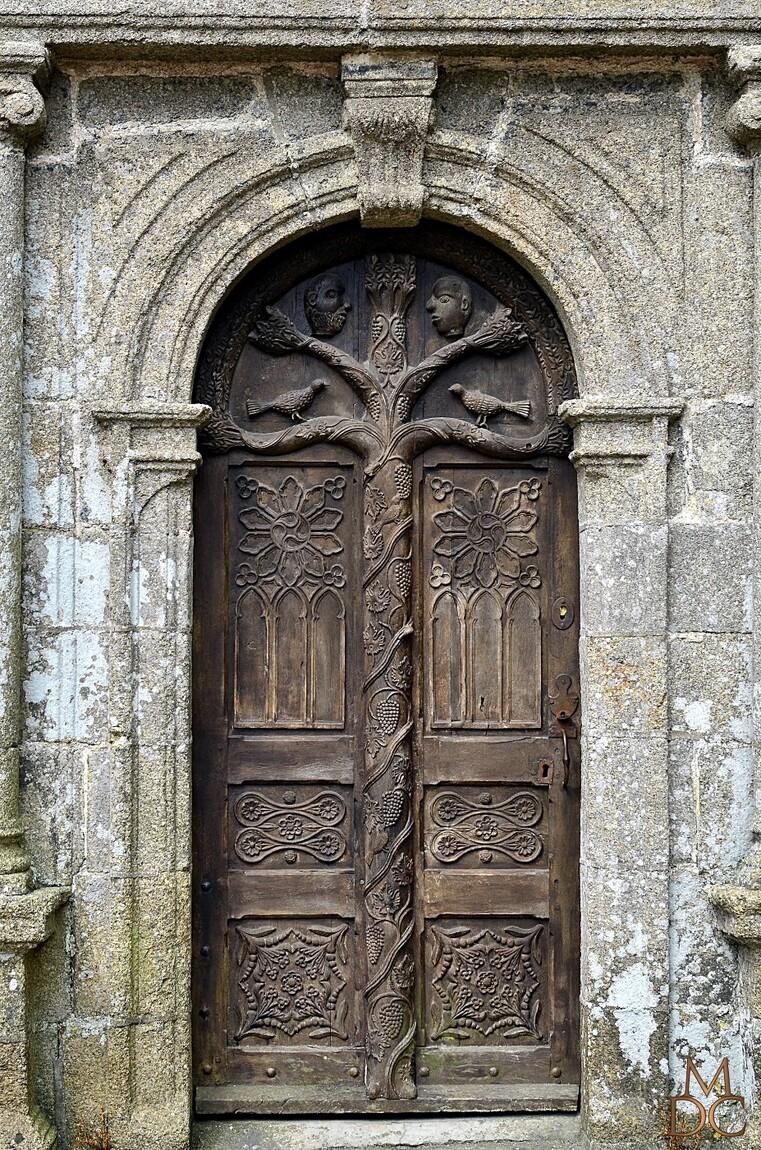 Enclos paroisial de Lampaul-Guimilau (Finistère)