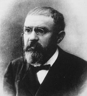 Henri Poincaré (29 avril 1854, Nancy ; 17 juillet 1912, Paris)