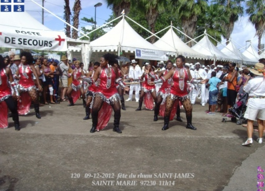 FOLKLORE MARTINIQUE 30 ANS SAINT JAMES