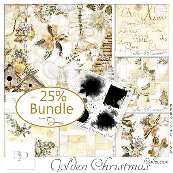 Golden Christmas Collection