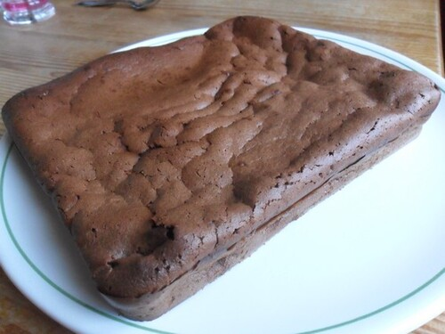 *** Gâteau au chocolat et au mascarpone ***