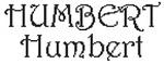 Dictons de la St Humbert + grille prénom  !