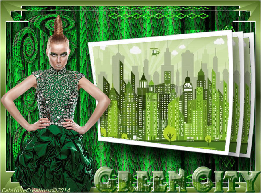 Tutoriel Green City