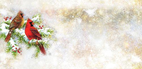 Papiers incrédimail de Noël 5