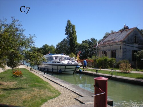 Ecluse 108 St -Florentin Yonne