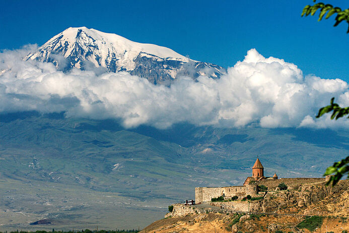 Le pape en Arménie: miséricorde, unité des chrétiens et prière pour la paix  - ZENIT - Francais
