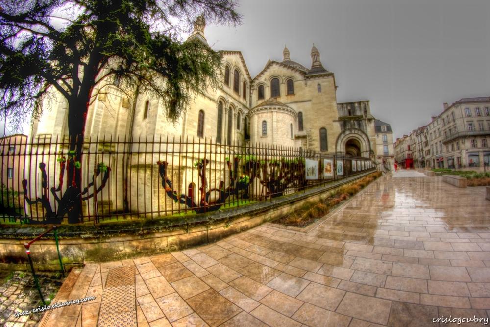 la cathédrale de Perigeux