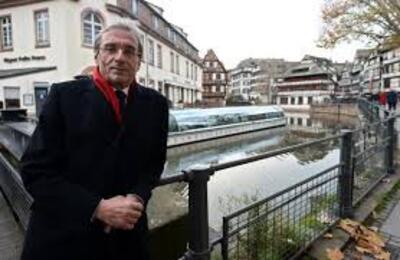 C'était en 2013 à Strasbourg : Après la stèle en mémoire des soldats bas-rhinois morts pendant la guerre d'Algérie, voici la Place du 17-Octobre-1961