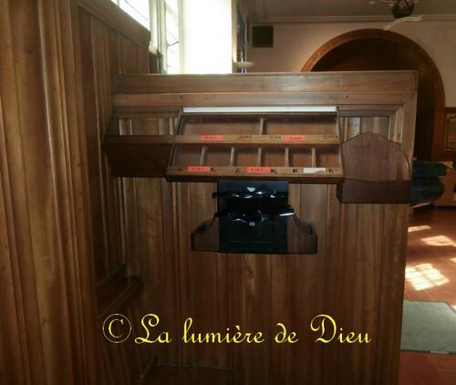La Panne : Crypte Notre-dame de Fatima