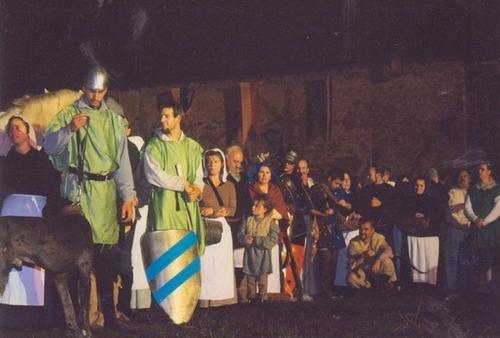 Le temps des Croisades à Fillé