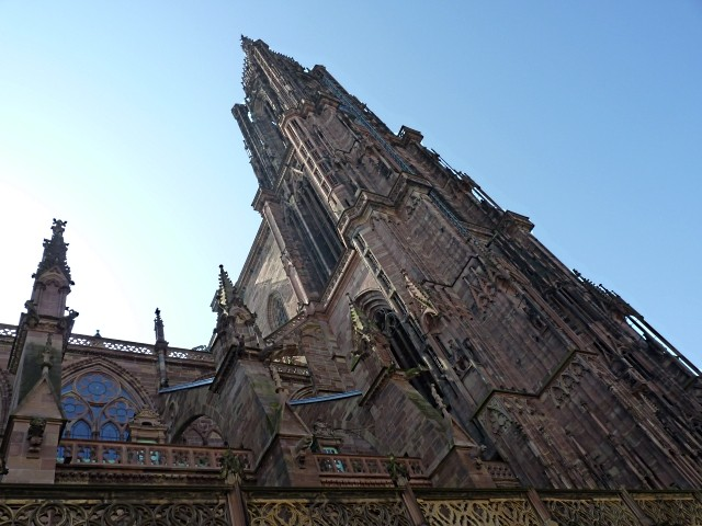 Cathédrale de Strasbourg 10 Marc de Metz 2011