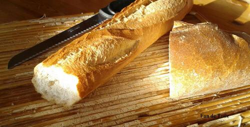 Le pain : niet pas à la poubelle