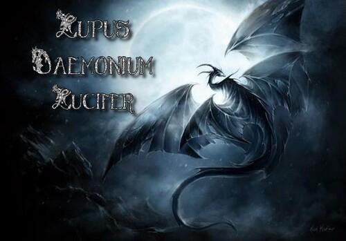 Reine des Mondes T3 : Vie de Dragon - Chapitre 0.5 : Lupus Daemonium Lucifer
