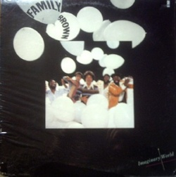 Family Brown - Imaginary World - Complete LP